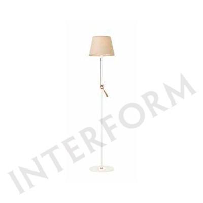 要在庫確認/照明器具 屋内照明 インターフォルム フロアランプ Morcles(モルクレス) LT-1429 WH