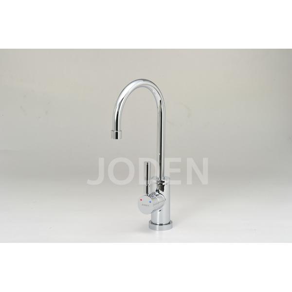JODEN 水栓金具 ワシントンシリーズ シングルレバー混合水栓 1LWS