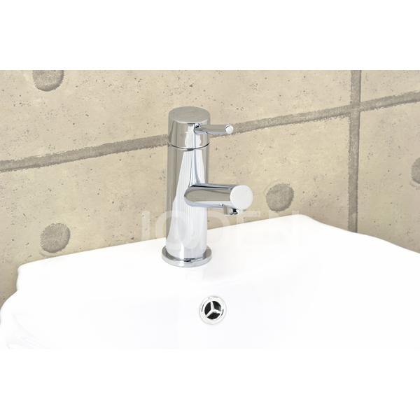 JODEN 水栓金具 タワーシリーズ シングルレバー混合水栓 1LTS-CP リフォーム 送料無料