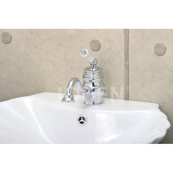 JODEN 水栓金具 アレキサンダーシリーズ シングルレバー混合水栓 1PLAS
