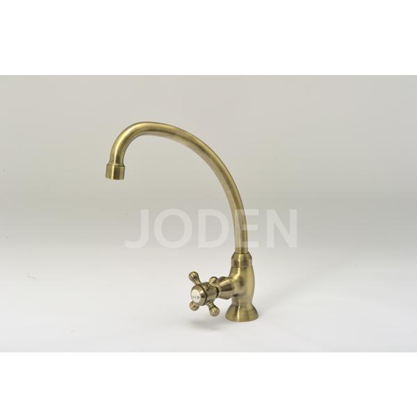 JODEN 水栓金具 ビクトリアシリーズ 単水栓 1PCVA
