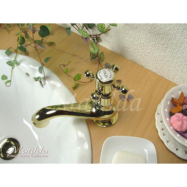 Matilda 水栓金具 単水栓 サブリナCC-PB