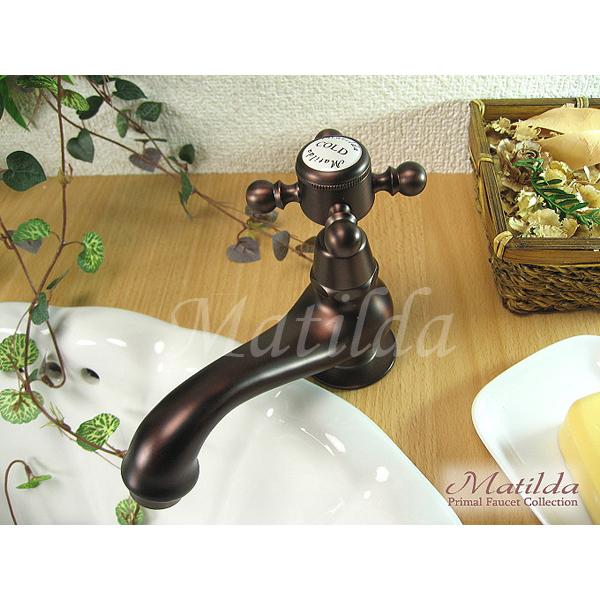Matilda 水栓金具 単水栓 サブリナCC-ORB