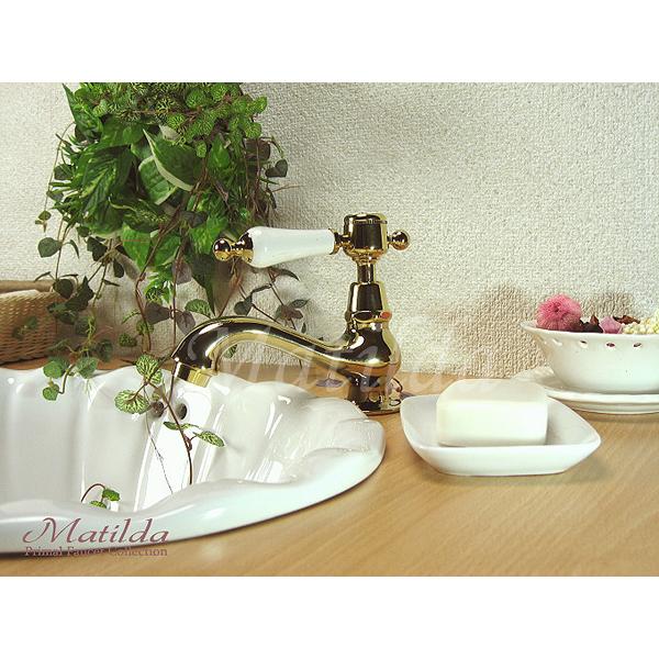 Matilda 水栓金具 単水栓 サブリナCL-PB