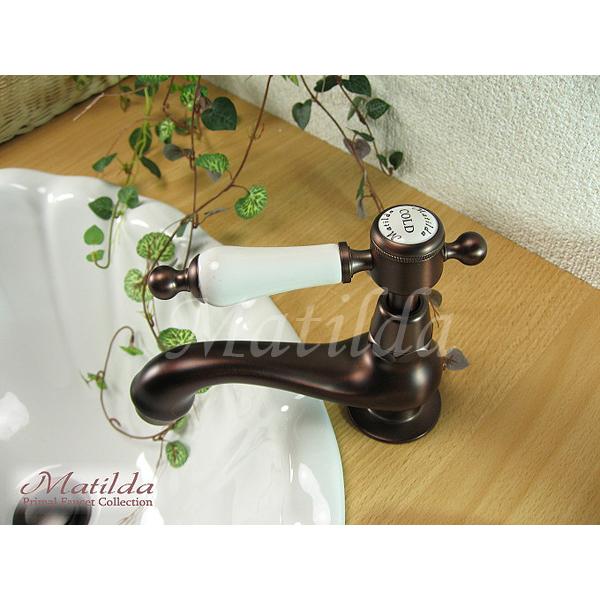Matilda 水栓金具 単水栓 サブリナCL-ORB