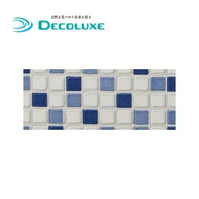 不燃メラミン化粧板 パニート MOSAICO(モザイコ) 3×8板 910×2420mm GX-3916LT フレッシュブルー 1枚 キッチンパネル 洗面パネル 腰壁 モザイクタイル柄
