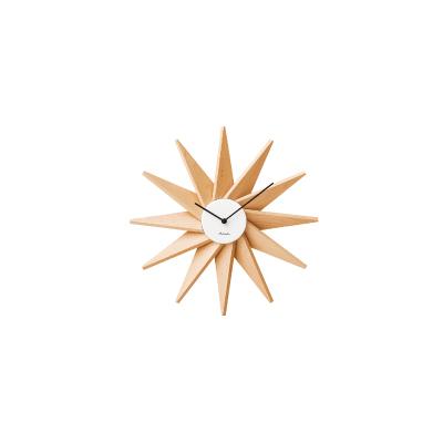 INTERFORM 壁掛け時計 Fermat(フェルマー) CL-3023 WH 雑貨 インテリア おしゃれ ウォールクロック インターフォルム スタンダード