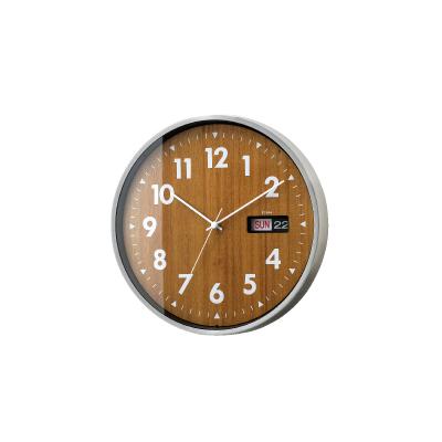 INTERFORM 壁掛け時計 Nottwil(ノットヴィル) CL-2553 AL 雑貨 インテリア おしゃれ ウォールクロック インターフォルム スタンダード
