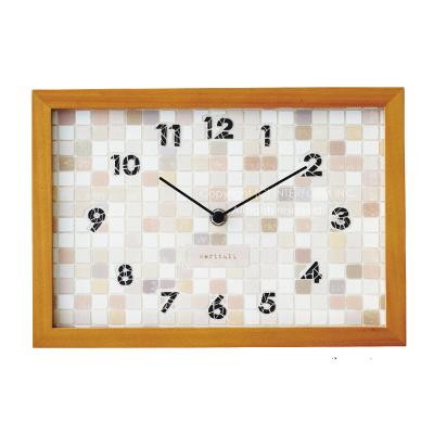 INTERFORM 壁掛け時計 Blangy(ブランジー) CL-1381 BN 雑貨 インテリア おしゃれ ウォールクロック インターフォルム スタンダード
