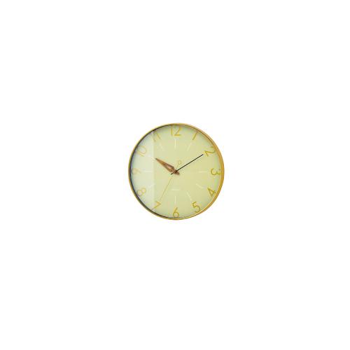 INTERFORM 雑貨 壁掛け時計 Trys(トゥリス) CL-3849 GN インテリア おしゃれ ウォールクロック インターフォルム スタンダード