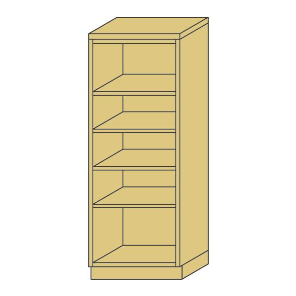 LOHAS material 造作家具 ハイカウンターキャビネット ZH-PMN-N0001mm単位 オーダー 可能 自然素材 木製 手作り 特注