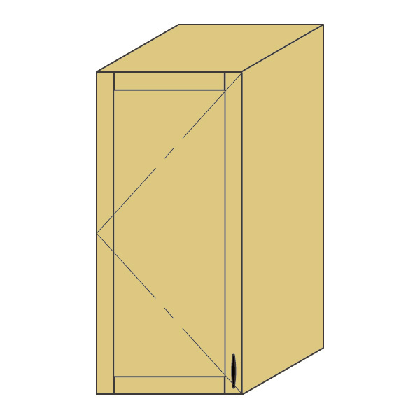 LOHAS material 造作家具 ミドルキャビネット ZM-PM4-T010 1mm単位 オーダー 可能 自然素材 木製 手作り 特注