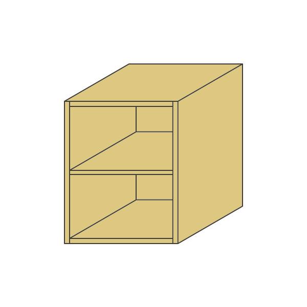 LOHAS material 造作家具 アッパーキャビネット ZU-PMN-N0001mm単位 オーダー 可能 自然素材 木製 手作り 特注