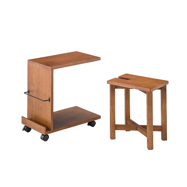 OK-DEPOT material 家具 サイドテーブル&スツール GT-662 送料無料 おしゃれ インテリア リビング ダイニング 寝室 デザイン シンプル ナチュラル