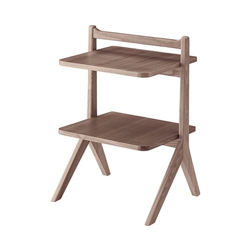 OK-DEPOT material 家具 サイドテーブル HOT-722BR 送料無料 おしゃれ インテリア リビング ダイニング 寝室 デザイン シンプル ナチュラル