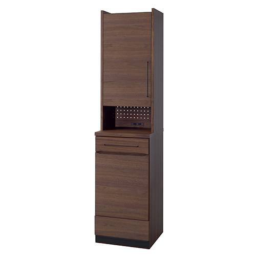 OK-DEPOT material 家具 アルペジオ カップボードW45 JPB-51WAL 送料無料 おしゃれ インテリア リビング ダイニング 寝室 デザイン シンプル ナチュラル