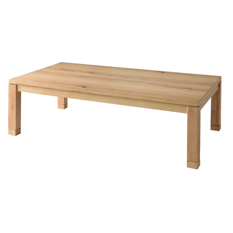 OK-DEPOT material 家具 コタツテーブル KTJ-135NA 送料無料 おしゃれ インテリア リビング ダイニング 寝室 デザイン シンプル ナチュラル