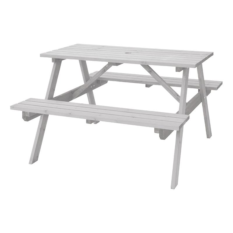 OK-DEPOT material 家具 テーブル&ベンチ W120 ODS-92WH 送料無料 おしゃれ インテリア リビング ダイニング 寝室 デザイン シンプル ナチュラル