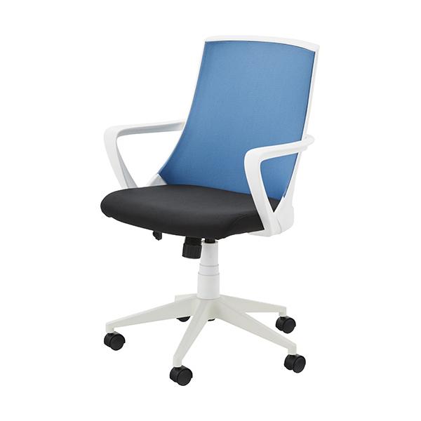 OK-DEPOT material 家具 オフィスチェア OFC-11WH 送料無料 おしゃれ インテリア リビング ダイニング 寝室 デザイン シンプル ナチュラル