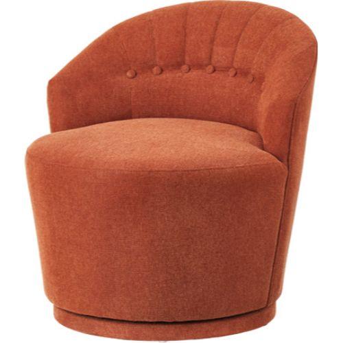 家具 OK-DEPOT material チェア ラウンドチェア CLS-66OR