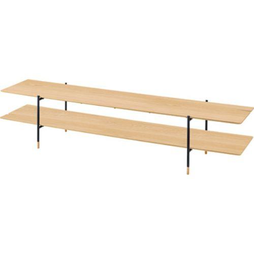家具 OK-DEPOT material TVボード ルカ TVボード JPB-98OAK