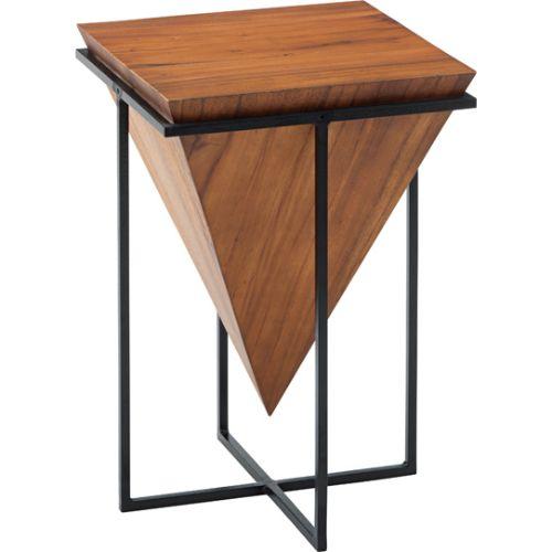 家具 OK-DEPOT material テーブル サイドテーブル L JW-102B