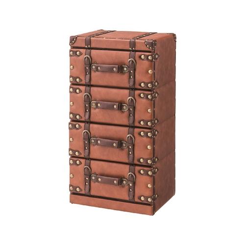 家具 OK-DEPOT material チェスト4D IW-274