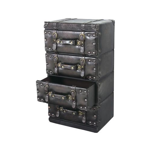 家具 OK-DEPOT material チェスト4D IW-874