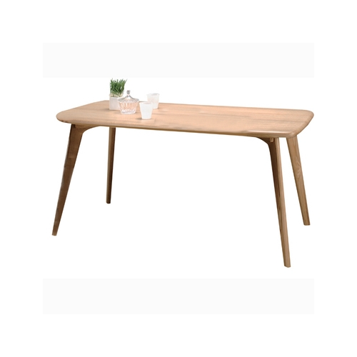 家具 OK-DEPOT material ダイニングテーブル CL-817TNA 机 デスク リビング 書斎