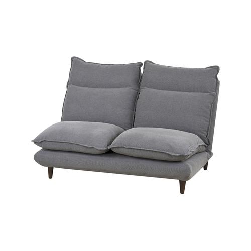 家具 OK-DEPOT material リクライニングラブソファ MS-172GY