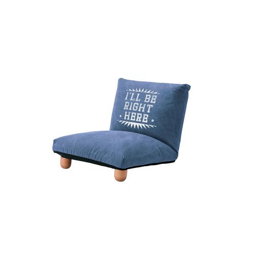 家具 OK-DEPOT material フロアソファ RKC-935BL