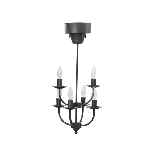 家具 OK-DEPOT material アーツ ライト 6バルブ LHT-702ABR