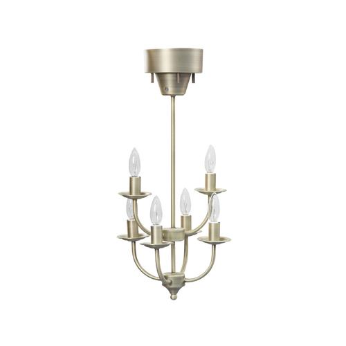 家具 OK-DEPOT material アーツ ライト 6バルブ LHT-702AGD