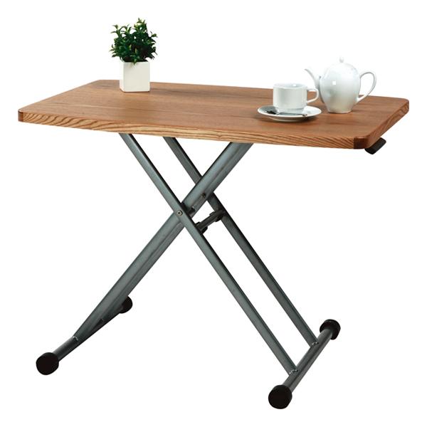 家具 OK-DEPOT material リフトテーブル MIP-36NA 机 デスク リビング 書斎