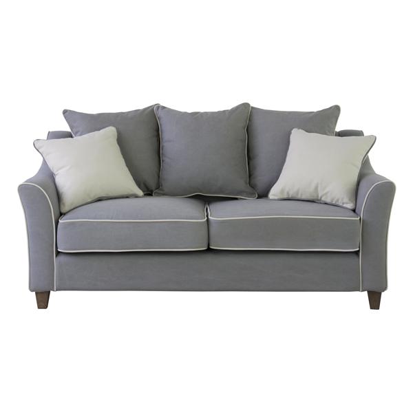家具 OK-DEPOT material アリーチェ 2.5人掛 MS-574GY