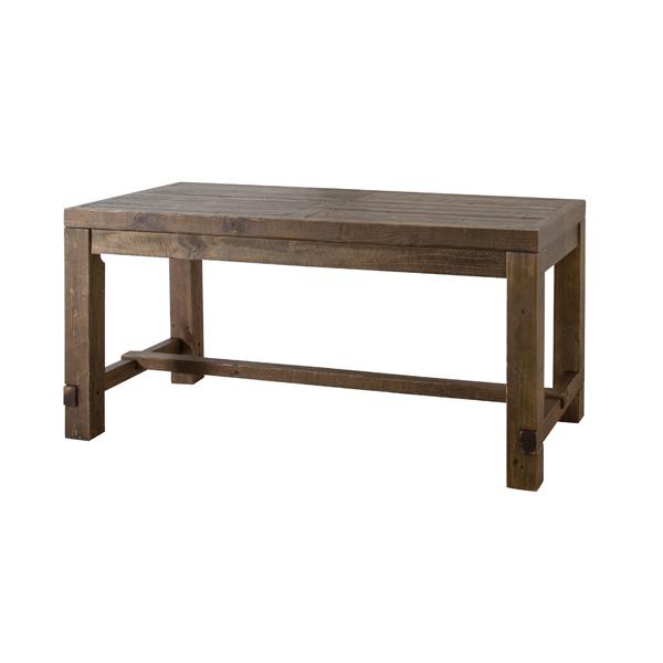 家具 OK-DEPOT material キャラバン ダイニングテーブル WE-311TBR 机 デスク リビング 書斎