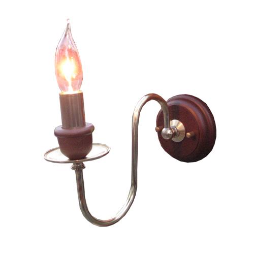 照明器具 サンヨウ アンティーク調 屋内 リビング 廊下 シェード ランプ 真鍮 灯具 ウォールランプ FC-WW220G 送料無料