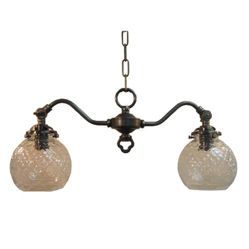 照明器具 サンヨウ アンティーク調 屋内 リビング 廊下 シェード ランプ 真鍮 灯具 シャンデリア SS20AB 091 送料無料