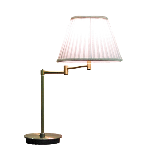 照明器具 サンヨウ アンティーク調 屋内 リビング 廊下 シェード ランプ 真鍮 灯具 テーブルランプ FC660 WH 送料無料