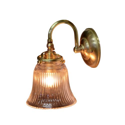 照明器具 サンヨウ アンティーク調 屋内 リビング 廊下 シェード ランプ 真鍮 灯具 ウォールランプ FC-W004G 2010 送料無料