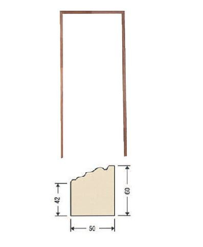 木製玄関ドア 断熱玄関ドア 断熱性 気密性 耐風性 遮音性 passiv material PM-R101 タモ 額縁
