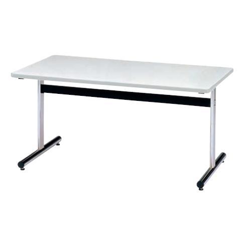【受注生産品】会議テーブル 対立脚 角型 W1800×D900×H700mm [CR-1890K]