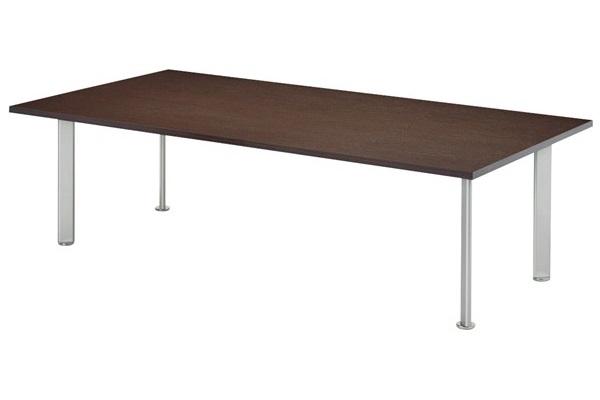 【受注生産品】会議テーブル 角型 幅2100×奥行1000×高さ700mm 【NEB-S2110】