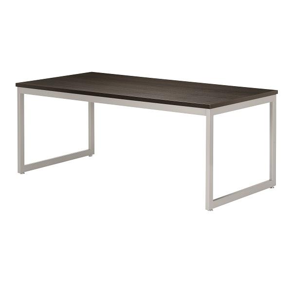 【受注生産品・高さ720mm】会議テーブル 対立脚 角型 W1800×D900×H720mm [QB-1890]
