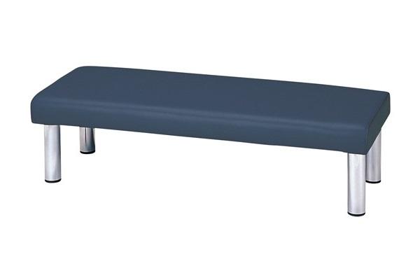【受注生産】ロビーチェア 背なし MAシリーズ W1500×D590×H395mm [MA-15B]