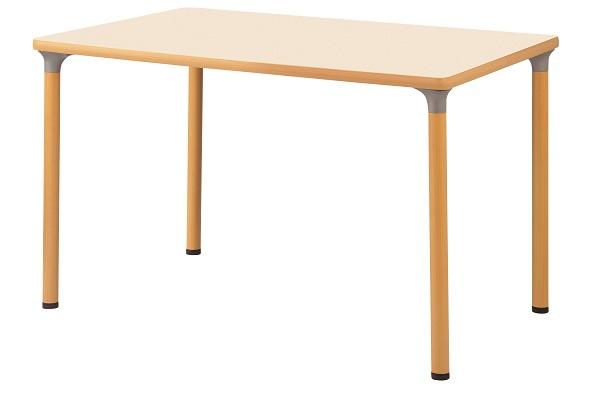 福祉施設用テーブル 角型 幅1600×奥行900×高さ720mm 【FMD-1690】