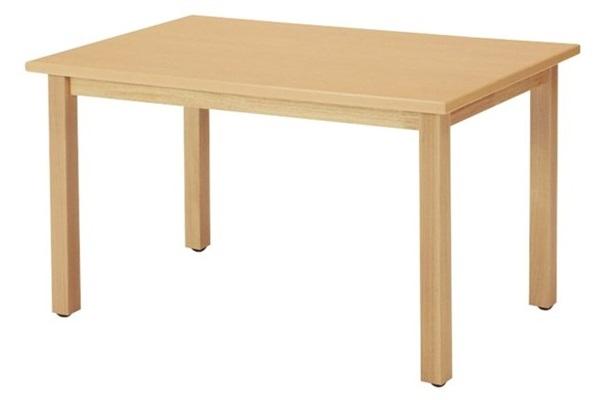 【受注生産品】木製テーブル W900×D900×H700mm 【KWM-0909】