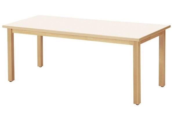 【受注生産品】木製テーブル W1500×D750×H700mm 【KWM-1575】