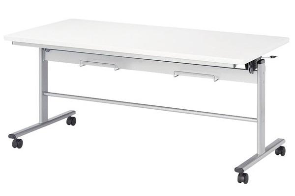 【受注生産品】フラップ式テーブル イス掛け式 W1500×D750×H700mm 4人用 チェアは別売です。[RFC-1575]