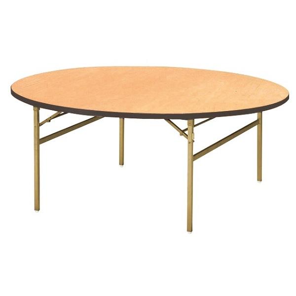 【受注生産品】宴会テーブル レセプション用テーブル 丸型 直径1200×高さ700【RT-1200R】